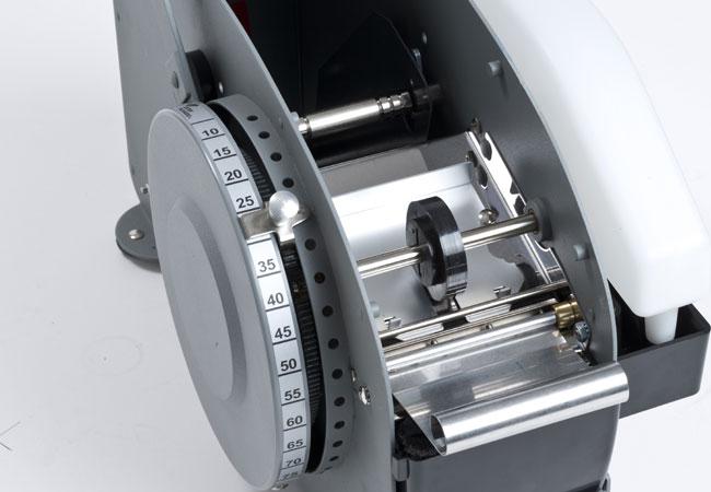 Dispensador semi-automático de papel Gomado Matic 80