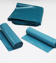 Müllbeutel blau