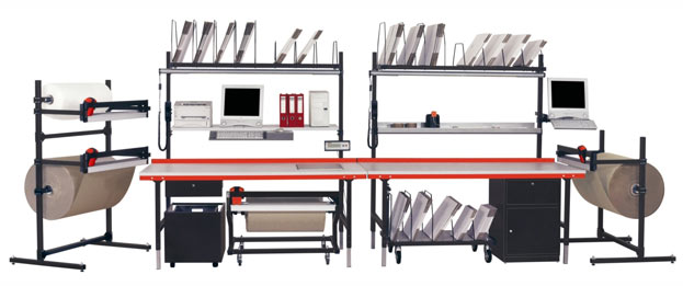 Packplatzsystem 2000
